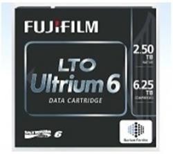 Fujifilm Lto6 - 2.5/ 6.25tb Data Cartridge 71024