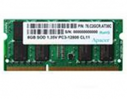 Apacer Ddr3l Sodimm Pc12800-4gb Memory For Qnap Ts-x51, Ss-x53 Pro Upgrade (requires Matching Pair