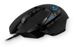 Logitech G502 Hero High Performance Gaming Mouse 11 Programmable Buttons - 2Yr Wty 910-005472