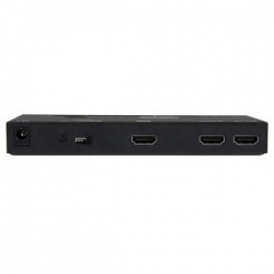Startech 2 Port Hdmi Switch W/ Automatic And Priority Switching 2 In 1 Out Hdmi Selector Box With