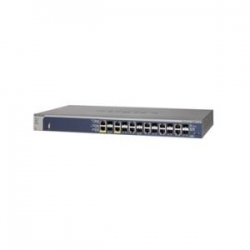 Netgear PROSAFE 12-PORT SFP L2+ MANAGED SWITCH WITH POE+ (GSM7212F-100AJS)