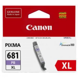 Canon Cli681xlpb Photo Blue