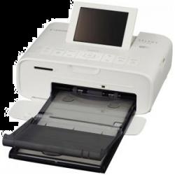 Canon Selphy Cp1300 White Photo Printer Cp1300Wh