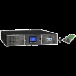 EATON 9PX 1500VA RACK/TOWER 10AMP INPUT + Gigabit Network Card (3553433 + 4334350)