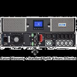 EATON 9PX 2200VA 2U RACK/TOWER + Warranty+ standard uplift 4 year (3973758 + 2681781)