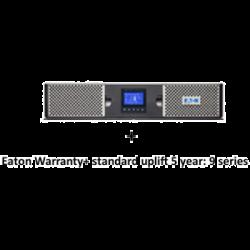 EATON 9PX 2200VA 2U RACK/TOWER + Warranty+ standard uplift 5 year (3973758 + 2681795)