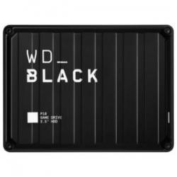 Western Digital BLACK P10 GAME DRIVE 4TB BLACK 2.5IN (WDBA3A0040BBK-WESN)