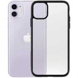 Panzerglass ClearCase for Apple iPhone 11 Black Frame (223)