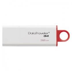 Kingston DataTraveler G4 USB Flash Drive 32GB USB 3.0 (DTIG4/32G)
