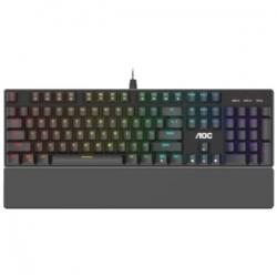 AOC GK500 RGB MECHANICAL GAMING USB KEYBOARD (GK500)