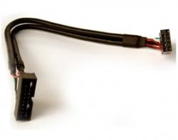 Ezcool Usb 3.0 Internal Female To Mainboard Usb 2.0 Head Cable Acbezcu3tou2adp