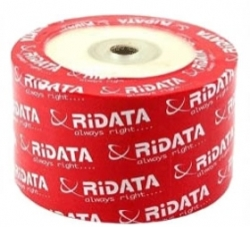 Ritek Ridata Cd-r Whitetop Inkjet Printable 700mb 50pcs Bmdrit52xcd-r50 151965