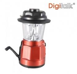 Digitalk Portable Dynamo Led Lantern Radio With Built-in Compass Eledigei-ks5d9