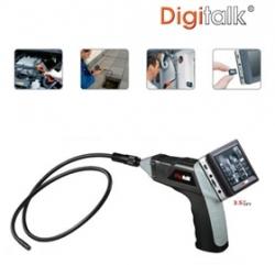 Digitalk Wireless Inspection Video Camera Eledigei-ve8803bl