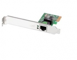 Edimax Gigabit PCIE Adapter LP Bracket, PNP, Suit Win 8 EN-9260TX-E