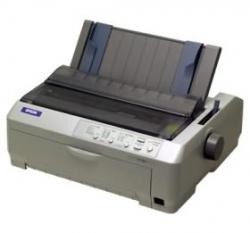 Epson Fx-890 Dotmatrix, 9pin, 80columns, 128kb, 680cps At 12cpi, Ppt/ Usb1.1