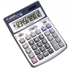 Canon Hs1200ts 12 Digit Dt Calc W/ Tax Hs1200ts