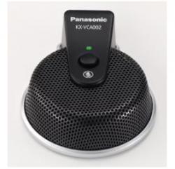 Panasonic VCA002 Analogue Microphone KX-VCA002X