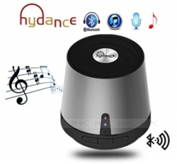 Hydance Maxi Sound Mp3 Player With Mini Bluetooth Speaker & Power Bank - Silver Spkhydmaxisndsl-b