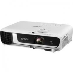Epson EB-W52 3LCD 4000 LUMENS WXGA 16:10 2.4KG 2YR PROJECTOR WARRANTY WIRELESS PROJECTOR V11HA02053