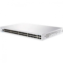 Cisco CBS250-48T-4G 52 Ports Manageable Ethernet Switch - 2 Layer Supported - Modular - CBS250-48T-4G-AU