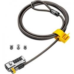 Kensington ClickSafe Universal Combination Laptop Lock K68105WW