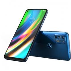 MOTOROLA G9 PLUS NAVY BLUE 6GB/128GB (PAKM0012AU)