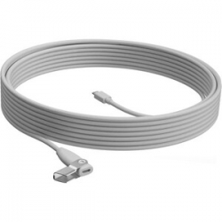 Logitech RALLY MIC POD EXTENSION CABLE OFF-WHITE WW 10M EXTENSION CABLE 952-000047