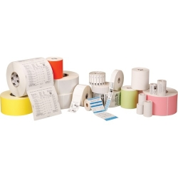Zebra LABEL PAPER 2.25X3IN (57.2X76.2MM) TT Z-SELECT 4000T HIGH PERFORMANCE COATED PERMANENT ADHESIVE 10009526