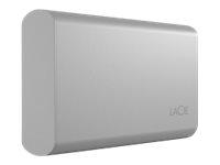 LACIE 1TB PORTABLE USB 3.1 GEN 2 TYPE-C EXTERNAL SSD V2  STKS1000400