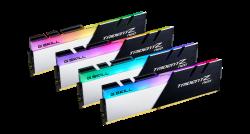 G.Skill TZ NEO 32G KIT 4X8G PC4-28800 DDR4 3600MHZ 16-16-16-36 1.35V DIMM EXTREME PERFORMANCE RGB MEMORY F4-3600C16Q-32GTZN