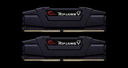 G.Skill Ripjaws V 64G Kit 2X32G Pc4-28800 Ddr4 3600Mhz 18-22-22-42 1.35V Dimm F4-3600C18D-64GVK