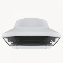 AXIS Q6010-E 50HZ Outdoor Ready 360 Camera 4x 5mp Sensors 20fps Movable Sensors with Exchangeable Lenses 01980-001