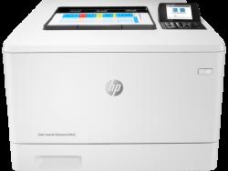 HP LASER M455DN COLOUR PRINTER. 27PPM, DUPLEX, NETWORK, 1YR  3PZ95A