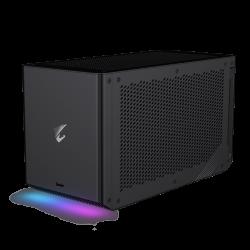 GIGABYTE RTX 3080 GAMING BOX, PCIe x16, 24GB GDDR6X,1xUSB-C,1xLAN,2xDP,WATERFORCE,3YR WTY GV-N3080IXEB-10GD-2.0