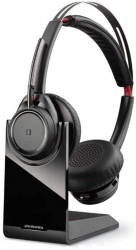 PLANTRONICS VOYAGER FOCUS UC B825 OTH STEREO ANC BT USB-C W/ STAND - PROMO ENDS 26 JUN 21 211709-101