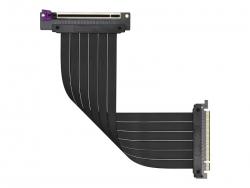 COOLER MASTER PREMIUM UNIVERSAL PCIE X16 RISER CABLE V2, 300MM LENGTH MCA-U000C-KPCI30-300