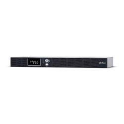 CyberPower Smart App Office Rackmount Series LCD 600VA / 360W 1U Line Interactive UPS (OR600ERM1U)