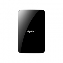 "Apacer AC233 4TB HDD USB 3.1 2.5"" EXT Hard Disk, Black, Retail Package (AP4TBAC233B-S)"