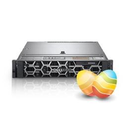 "DELL R540 2U, BRONZE-3204(1/2), 16GB (2/16), 1TB SATA 3.5""(1/8), 495W(1/2), H730P, 3Y NBD 4ER5400901AU"