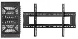 ATDEC MEDIA STORAGE SLIDING PANEL, 273 x 420 mm, 10YR WTY  AD-AC-PS