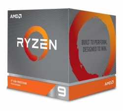 AMD Ryzen 9 3900X, 12 Core AM4 CPU, 3.8GHz 4MB 105W (100-100000023BOX-P)
