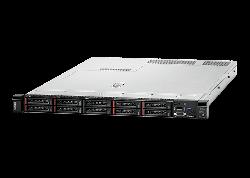 LENOVO ThinkSystem SR630 1U Rack Server, 1xIntel Xeon Silver 4210, 1x16GB 2Rx8, 8 x 2.5' HS HDD Bays, HW RAID 530-8i PCIe, 1x750W (7X02A0BYAU)