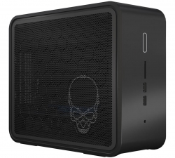 Intel NUC 9 Extreme Ghost Canyon i7-9750H 4.5GHz 2xDDR4 3xM.2 2xThunderbolt HDMI 3xDisplays Support Desktop Graphics 2xGbE LAN WiFi 6 BT5 6xUSB3.1 (BXNUC9I7QNX1)