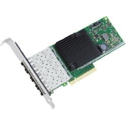 INTEL QUAD PORT, 10GbE, ETHERNET ADAPTER, X710DA4FH, SFP+, FH BRACKET X710DA4FH