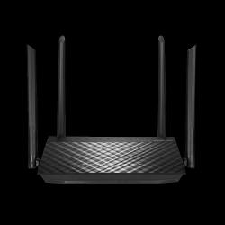 ASUS RT-AC59U V2 AC1500 Dual-Band Wi-Fi 5 Router, 2+4 concurrent steaming, AiMesh, 4x Gigabit Ports, 4x High-performance Antennas, QoS
