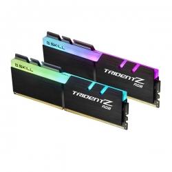 G.skill DDR4-4000 16GB Dual Channel [Trident Z RGB] (GS-F4-4000C18D-16GTZRB)
