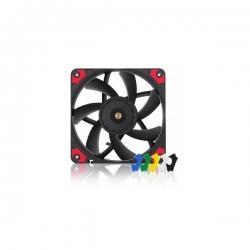 Noctua 120mm NF-A12x15 PWM Chromax Black Fan (NF-A12x15-PWM-CH-BK-S)