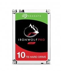 Seagate 10TB 3.5' IronWolf Pro NAS  SATA3 NAS 24x7 Performance, 7200 RPM, 256MB Cache HDD (ST10000NE0008)