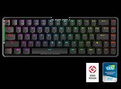 ASUS ROG FALCHION/BL Wireless Mechanical Gaming Keyboard, Per-Key RGB, 400 Hours (ROG FALCHION/BL)